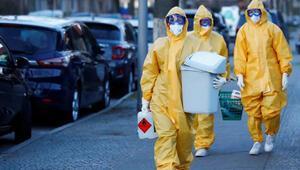 Son dakika haberi: Almanya şokta: Bir günde 952 ölü