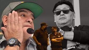 Son dakika haberi   Maradonanın ölümüyle ilgili korkunç gerçek Polisten gizlediği ortaya çıktı