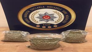 Bursada uyuşturucu ticaretine 4 tutuklama