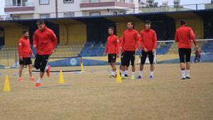 Tarsus İdman Yurdu futbolcuları, Beşiktaş maçı öncesi iddialı