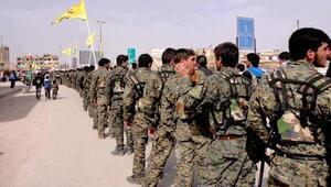 YPG/PKKlı teröristlerin Suriyede muhalif parti ofislerine yönelik saldırıları devam ediyor