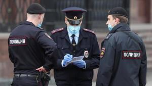 Rusya'da son 24 saatte 26 bin 509 yeni koronavirüs vakası
