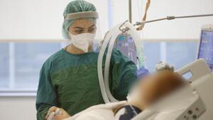 Covid-19 hastalarının refakatçileri sağlık çalışanları