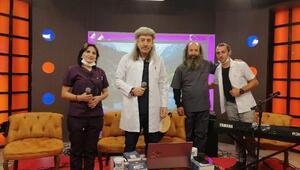 Müzik Pınarı'dan sağlık çalışanlarına özel yayın