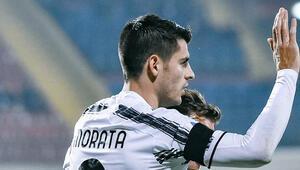 Juventus, 51 milyon euro vererek Alvaro Moratanın bonservisini alacak