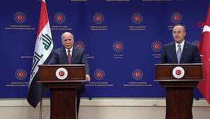 Son dakika... Bakan Çavuşoğlu: PKK terör örgütünün temizlenmesi için Iraka elimizden gelen desteği vereceğiz