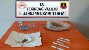 Tekirdağda şifreli uyuşturucu satışına 4 gözaltı