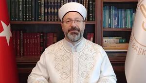 Diyanet İşleri Başkanı Prof.Dr. Ali Erbaş: Koronavirüs sürecinde ehil olmayanlar Kuran dersi yapıyor