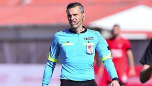 TFF 1. Ligde 15. haftanın hakemleri açıklandı Kritik maç Birincioğlunun...