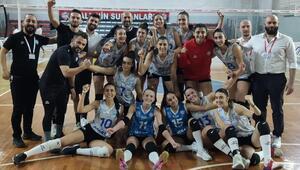 Misli.com Sultanlar Ligi | Çan Gençlik Kalespor 1-3 Nilüfer Belediyespor