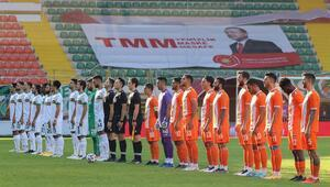 Alanyaspor - Adanaspor maçı fotoğrafları