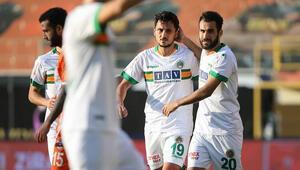 Alanyaspor 5 - 1 Adanaspor / Maçın özeti ve goller
