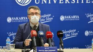 Prof. Dr. Oğuz Karabay: Toplumun yüzde 70i aşılanırsa salgın durur