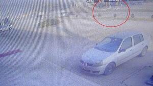 3 kişinin ölümüne yol açtı Feci kaza kamerada