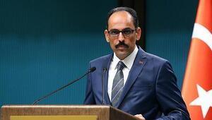 Cumhurbaşkanlığı Sözcüsü İbrahim Kalın, AB büyükelçileri ile görüştü