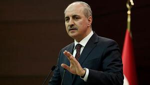 AK Parti Genel Başkanvekili Kurtulmuş: Yaptırımların hedefi Türkiyenin yükselen yıldızı milli savunma sanayimizdir