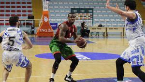 Büyükçekmece Basketbol 77-90 Pınar Karşıyaka