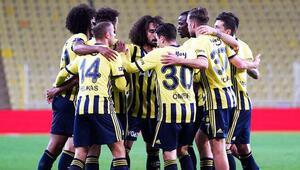 Fenerbahçe 1-0 Karacabey Belediyespor / Maçın özeti ve golü