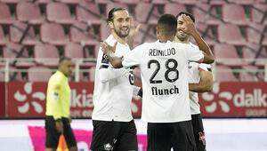 Dijon 0-2 Lille (Yusuf Yazıcı gol attı)