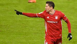 Bayern Münih 2-1 Wolfsburg