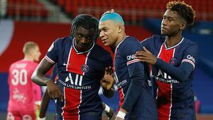 PSG evinde Lorientı 2-0 yendi