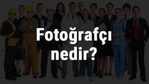Fotoğrafçı nedir, ne iş yapar ve nasıl olunur Fotoğrafçı olma şartları, maaşları ve iş imkanları
