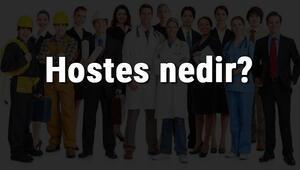 Hostes nedir, ne iş yapar ve nasıl olunur Hostes olma şartları, maaşları ve iş imkanları