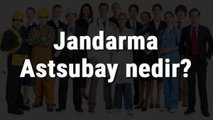 Jandarma Astsubay nedir, ne iş yapar ve nasıl olunur Jandarma Astsubay olma şartları, maaşları ve iş imkanları