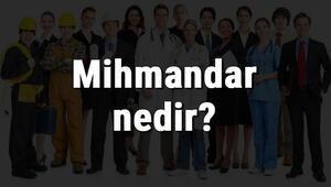 Mihmandar nedir, ne iş yapar ve nasıl olunur Mihmandar olma şartları, maaşları ve iş imkanları