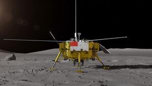 Çinin uzay aracı Aydan örnek topladı, Dünyaya döndü