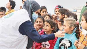 Suriye'deki Umut Evleri