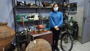 Kent müzesi için 1 yılda 397 parça eşya envantere girdi