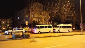 Bursada, korsan servis sürücülerine 12 bin lira ceza