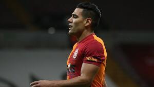 Galatasaray'da Radamel Falcao ilginç bir istatistiğe imza atmak üzere