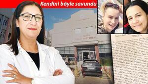 Son dakika haberi... Başhekim Dr. Ayşegül Alkanın hemşirelere Ben salağım yazdırdığı iddia edilmişti Kendini böyle savundu