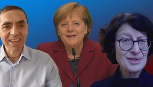 Almanya Başbakanı Angela Merkel Türk profesörlere teşekkür etti