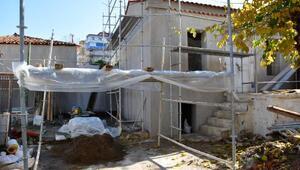 Yukarıköyde 80 yapı restore edilecek
