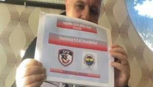 Son Dakika   Sumudica Gaziantep - Fenerbahçe maçı öncesi şaşırttı Kameraya...