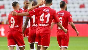 Antalyaspor 1-0 Boluspor (Maçın özeti ve golü)