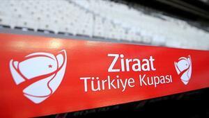 Ziraat Türkiye Kupasında son 16 turu kura çekimi ne zaman, saat kaçta yapılacak