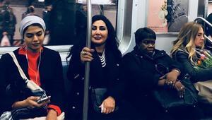 Nükhet Duru paylaştı: New York metrosundaki kaliteli anılarım
