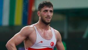 Son Dakika Haberi | Milli güreşçi Haydar Yavuz, Dünya Kupasında gümüş madalya kazandı