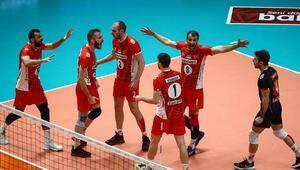 Ziraat Bankkart 3-0 Bursa Büyükşehir Belediyespor