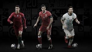 Son Dakika Haberi | FIFA Yılın Futbolcusu Ödülü sahibini buldu İşte kazananlar...