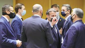 AB'de 'Macron korona' alarmı