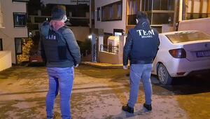 5 ilde DHKP-C operasyonu: Çok sayıda kişi gözaltına alındı
