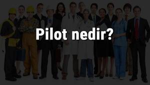 Pilot nedir, ne iş yapar ve nasıl olunur Pilot olma şartları, maaşları ve iş imkanları