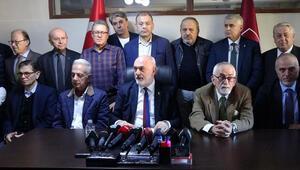 Trabzonsporun kurul başkanlarından camiaya birlik ve beraberlik çağrısı