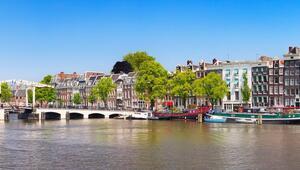 Hollandanın kanallar diyarı: Amsterdam