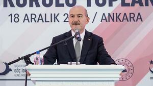 Bakan Soyludan önemli göç açıklaması: Türkiye yönetmeyi tercih etti